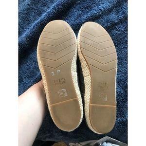 Eileen Fisher Shoes - 🌿 Gray Eileen Fisher Espadrille Flats